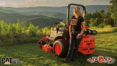 Diesel Lawn Mowers, Diesel Commercial Mowers - Bad Boy Mowers