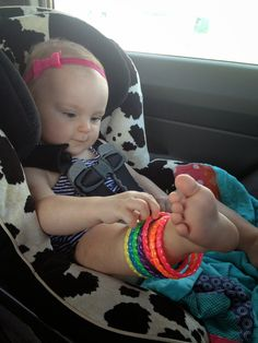 Polka-Dotty Place: Enjoying Road Trips with a ONE Year Old