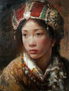 tang wei min paintings