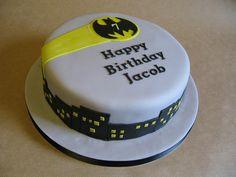lego batman cake | Lego Batman Gotham City Birthday Cake | Flickr - Photo Sharing!