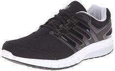 best sneakers fea3c bc269 adidas Mens Galaxy Elite 2 M Running Shoe, BlackBlackC…