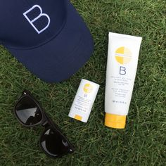 #saferbeauty Beautycounter's mineral sunscreen- the only one I'll use on my kiddos!