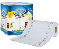Nicky Talent 4 Kitchen Roll