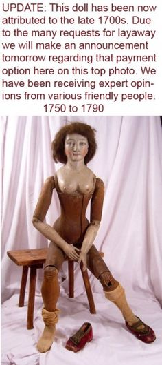 from vita soyka live journal late 1700s doll