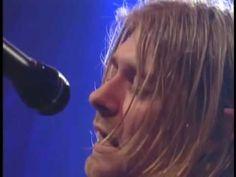 ▶ Nirvana - Where did you sleep last night