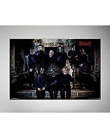 Slipknot Portrait Poster