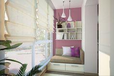 Dekorieren Kleine Wohnung Design Für Junge Mädchen Bringt Einen Weiblichen  Eindruck