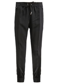 DADAISTA - Stoffhose - black Sweatpants, Outfits, Fashion, Sporty Look, Trousers, Moda, Suits, Fashion Styles, Sweat Pants