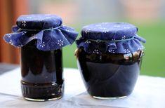 Dessert Recipes, Desserts, Syrup, Jelly, Spices, Fresh, Bottle, Deserts, Flask
