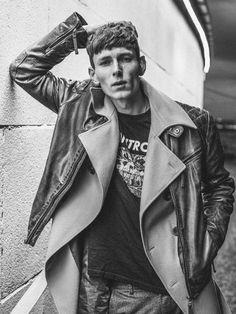 BRAT by Aleksey Zubarev. Model is Mikhail Tcinchenko   KALTBLUT Magazine