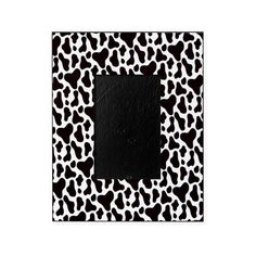 Cow Hide Picture Frame on CafePress.com