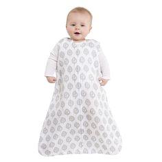HALO SleepSack Wearable Blanket-100% Cotton Muslin