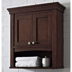 Bathroom Wall Cabinet  Exactly What I Want  Home Sweet Home Glamorous Bathroom Wall Cabinet 2018