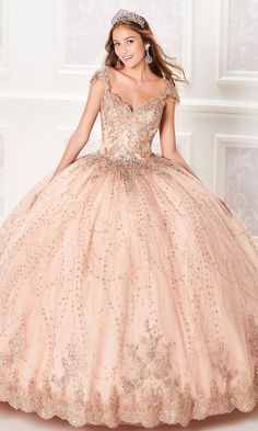 Xv Dresses, Quince Dresses, Ball Gown Dresses, Prom Dresses, Wedding Dresses, Rose Gold Quinceanera Dresses, Quinceanera Dress Stores, Quinceanera Decorations, The Dress