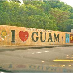 I love GUAM.
