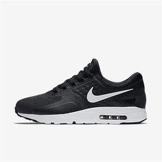 69f240377cd Nike Air Max Zero Essential (Black   Dark Grey   White) Compras