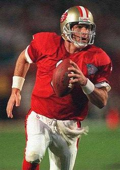 Great Steve Young San Francisco 49ers Rare Art Print from  19.99 49ers  Nation 7cbe859bd