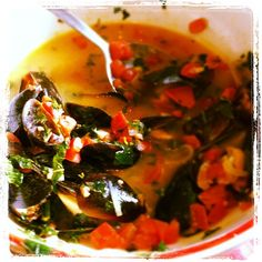 The Yum Yum Factor: Mussels