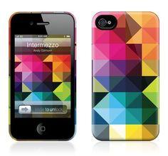 Intermezzo iPhone hardcase ($35) by Andy Gilmore for Gelaskins.