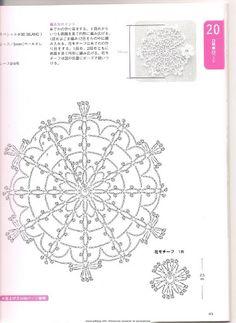 Small crochet lace 10 cm - Tayrin 3 - Picasa Web Albums
