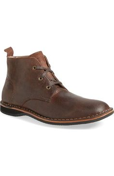 Andrew Marc 'Dorchester' Chukka Boot (Men) available at #Nordstrom