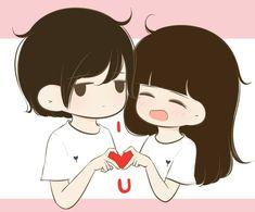 ⚡ hey sweetheart I came as soon as i heard you calling me. I'm getting ready for tomorrow. Cartoon Love Photo, Love Cartoon Couple, Cute Couple Comics, Cute Cartoon Images, Cute Love Images, Cute Couple Art, Anime Love Couple, Cute Anime Couples, Love Photos