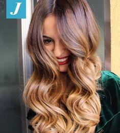 Un sorriso e il Degradé Joelle ti rendono bellissima! #cdj #degradejoelle #tagliopuntearia #degradé #igers #musthave #hair #hairstyle #haircolour #longhair #ootd #hairfashion #madeinitaly...