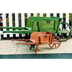 Amish-made Wheelbarrows