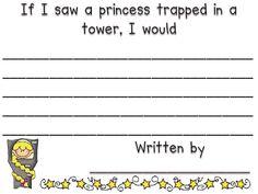 saw a princess