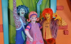 Image from CBC Media Centre - CBC - The Doodlebops - Watch on www.kidoodle.tv