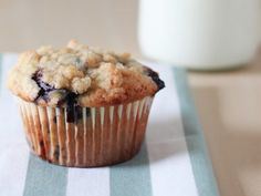 World's Best Blueberry Muffins. We just tried these and my son loved them! Ate four in a row and wanted another one! Definitely making these again. (These are not GFCF)