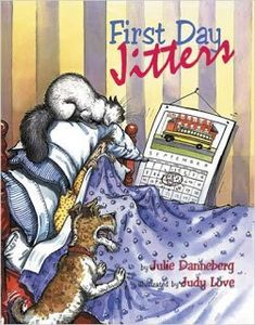 First Days Jitters activity ideas- must read for the first day of school!!!