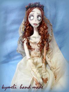 My Emily  by kymeli OOAK Art Doll