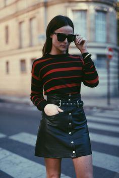 lena lademann blogger bazaar in paris 70s