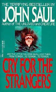 John Saul  Cry for the Strangers