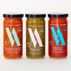 PACK OF 3 This piri piri collection is inspired by the flavors and aromas of the Mediterranean coastline and is Victoria's ode to the ancient Portuguese explorers on their travels to southern Africa.