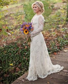 Steal Style From These Celebrity Brides