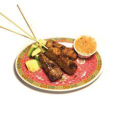 Tastes of Singaporean street food cuisine Steamed Pork Buns, Fried Pork, Fried Chicken, Shrimp Coconut Milk, Coconut Milk Soup, Grilled Tofu, Fried Drumsticks, Hospital Food, Kitchens
