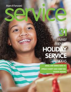 A Season of Giving: 31 Days of Service Ideas