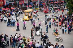 あなたは街から自動車がなくなったらどうしますか? 自動車のないまちづくりを実験する、1ヶ月間のフェスティバル「EcoMobility Festival」