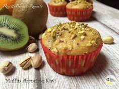 Muffin arancia kiwi #ricettebloggerriunite - Ricette Blogger Riunite