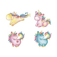 Etiquetas Unicornios