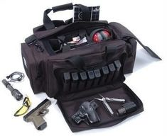 5.11 Tactical Range Bag, Black from Amazon. Saved to Sports & Outdoors. #want.