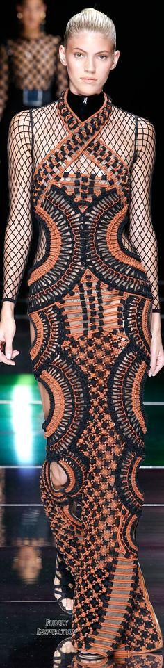 Balmain SS2016 Women's Fashion RTW | Purely Inspiration