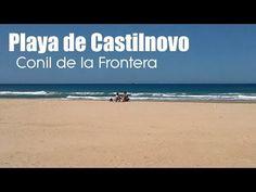 PLAYA DE CASTILNOVO | Conil de la Frontera (HD)
