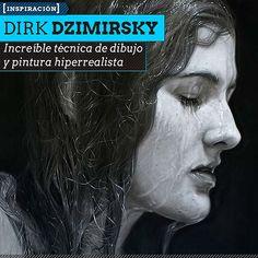 Dibujo y pintura hiperrealista de DIRK DZIMIRSKY. Dibujos con acabados casi fotográficos desde Alemania.  Leer más: http://www.colectivobicicleta.com/2013/06/Dibujo-y-pintura-de-DIRK-DZIMIRSKY.html#ixzz2VepvIfzC