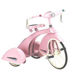 Nostalgie-Dreirad Sky Princess Tricycle