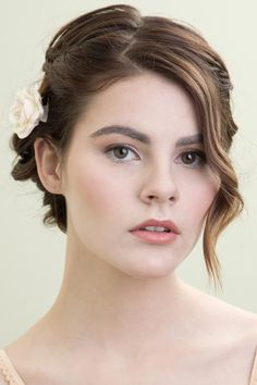 BRIDAL HAIRSTYLES  | ... Bridal accessories are an easy to get your short hair wedding ready