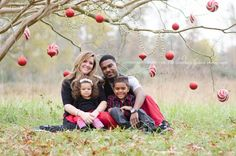 Image result for Outdoor family christmas photos
