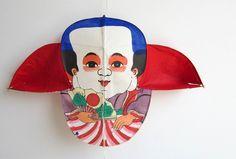 福助凧, traditional kite from Aichi Pref.